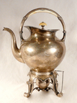 A kettle on a stand with a spirit lamp(bouillotte) - 40000$