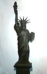 "A sculpture ""Statue of Liberty"" - 20000$"