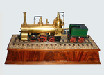 A model of locomotive - 25000$