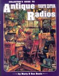 "Bunis Marty and Sue ""Collector`s guide to Antique Radios. Fourth edition"" [""Антикварные радиоприемники""]. 1997 год."