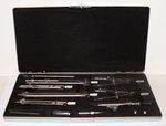 A case of drawing instruments