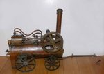 A steam-engine model - 0$