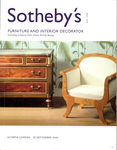 Furniture and interior dekorator Sotheby