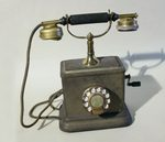 A telephone set