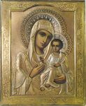 "An icon ""The Iverskaya Mother of God"""