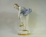 "A statuette ""A Young Ballerina"""